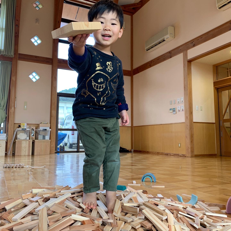 Ton-tonの木育